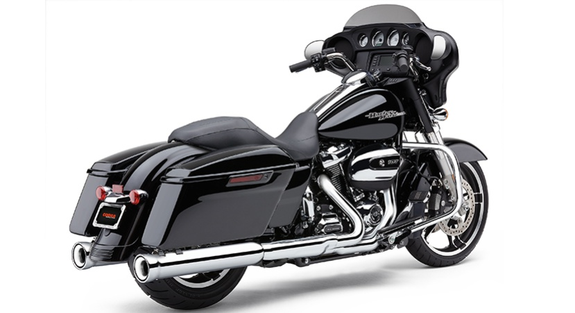SLIP-ON MUFFLERS FOR YOUR 2017 V-TWIN ARE HERE | Behind the