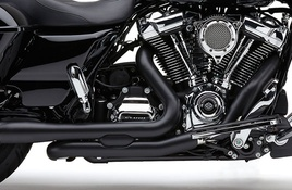 Pro Chamber Headpipes (Black)