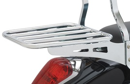 Sissy Bar Luggage Rack