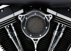 RPT Air Intake Black/Chrome
