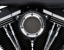 RPT Air Intake (Chrome/Black)