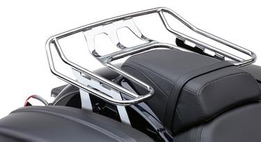 JMEI NEW Luggage Rack for Harley Softail Sport Sissy Bar FLSTF FLST FLSTC FLSTSC USA