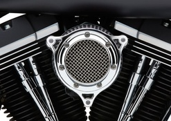 RPT Air Intake Chrome/Chrome