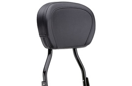 Short Sissy Bar (Round - Black)