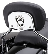 Skull Insert for OEM Detachable Backrest