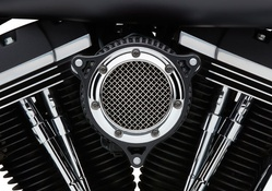 RPT Air Intake Chrome/Black