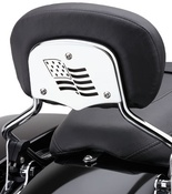 Flag Insert for OEM Detachable Backrest
