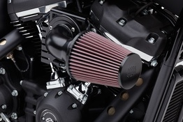 Cone Air Intake (Black)