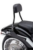 Detachable Backrest Round (Black)
